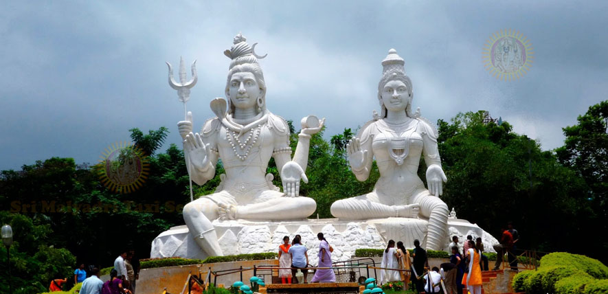 Onday tour from kailasagiri in visakhapatnam