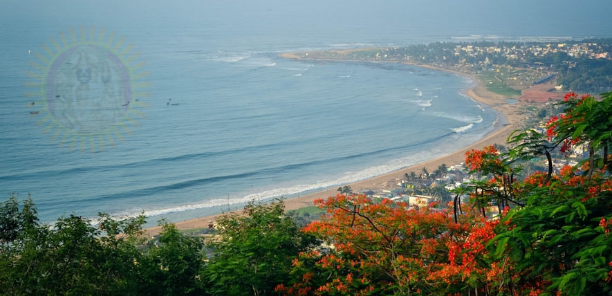 Onday tour from rk beach in visakhapatnam